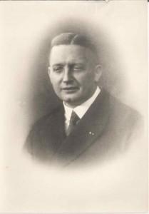 Gründer Josef Wommelsdorf 1918