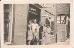 Gruppenfoto um 1930
