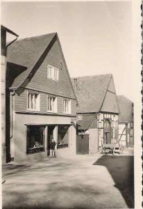 Umbau nach 1938
